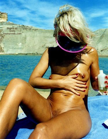 Pic #4 - 40 min on The Beach in Greece 2