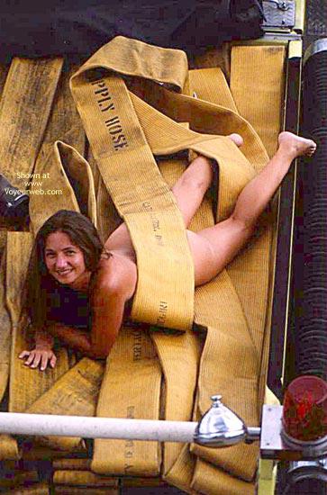 Pic #4 - She Loves Firemen