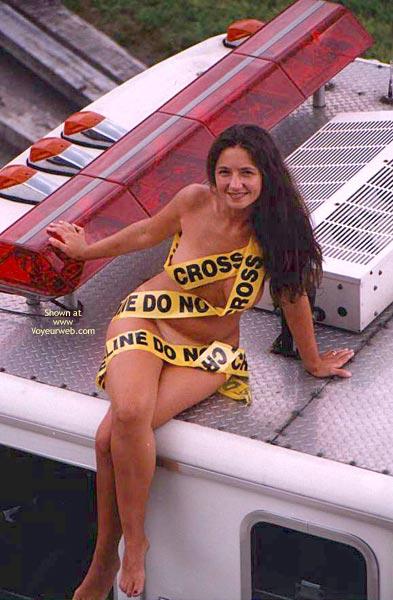 Pic #8 - She Loves Firemen