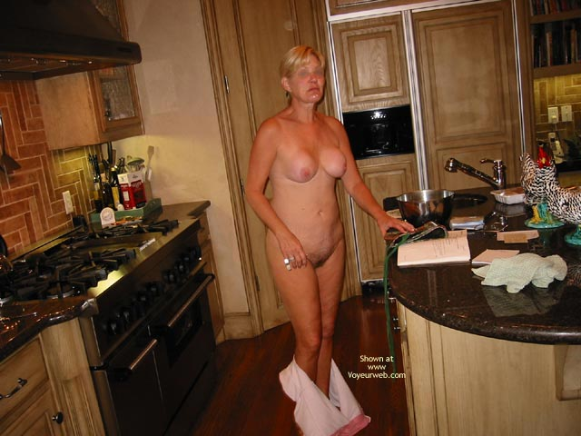 Pic #5 - In The Kitchen, Pool and Garden