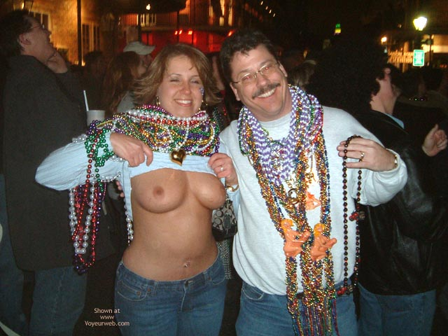 Pic #7 - Mardi Gras Has Started