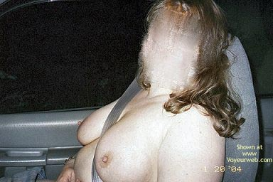 Pic #1 - Public Breasts