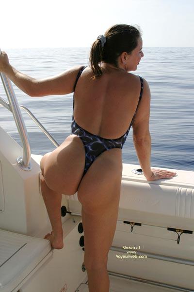 Pic #2 - Alicia - Boobs Sea and Sun
