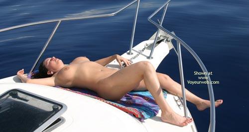 Pic #10 - Alicia - Boobs Sea and Sun