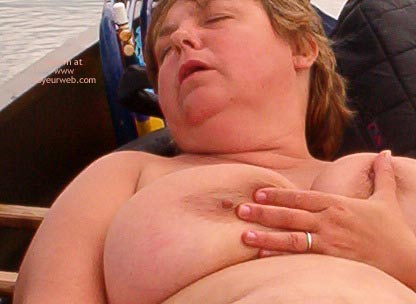 Pic #3 - Brenda Nude at The Beach