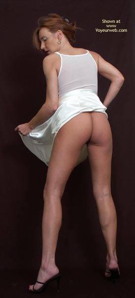 Pic #5 - Susy Rocks My White Nightie