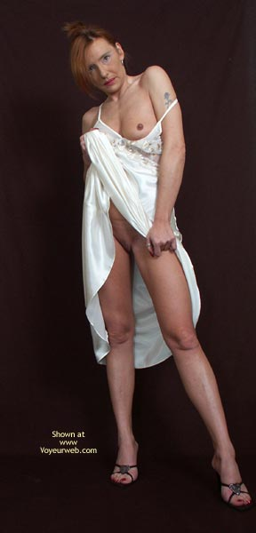 Pic #6 - Susy Rocks My White Nightie