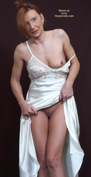 Pic #7 - Susy Rocks My White Nightie