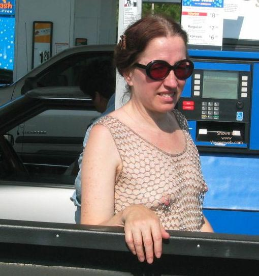 Pic #3 - Ringer at The Gas Station