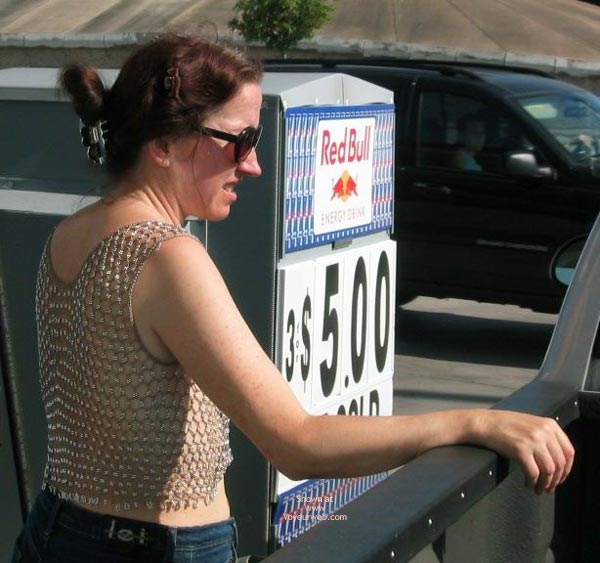 Pic #4 - Ringer at The Gas Station