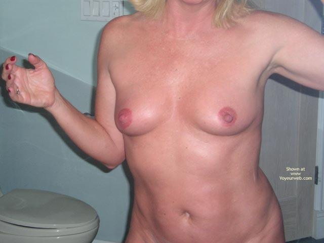 Pic #3 - Sexy Photos of My 50 yo Wife