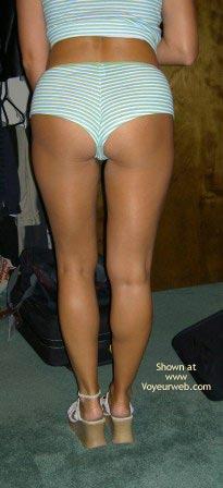 Pic #1 - Is She Hot?