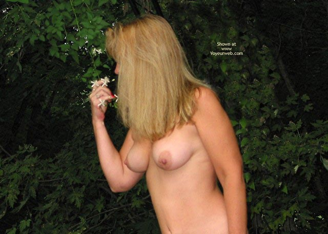 Pic #5 - Jenny in The Woods