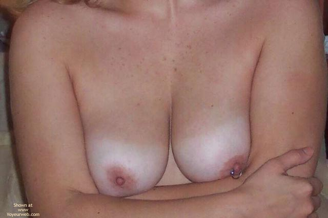 Pic #5 - My Wifes Gorgeous Breasts