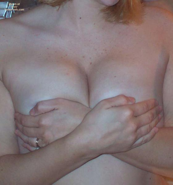 Pic #6 - My Wifes Gorgeous Breasts