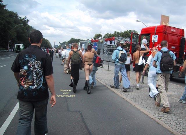 Pic #3 - Berlin Love Parade 2003