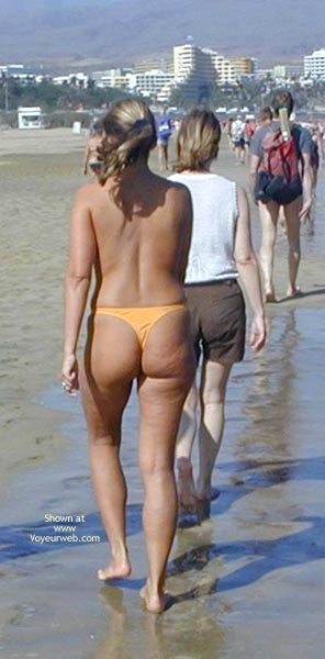Pic #9 - Beach Bums Walking
