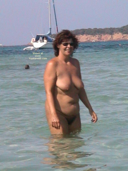 Pic #1 - Nude During Vacation