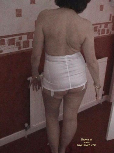 Pic #7 - 55 Yo Kath In Girdle