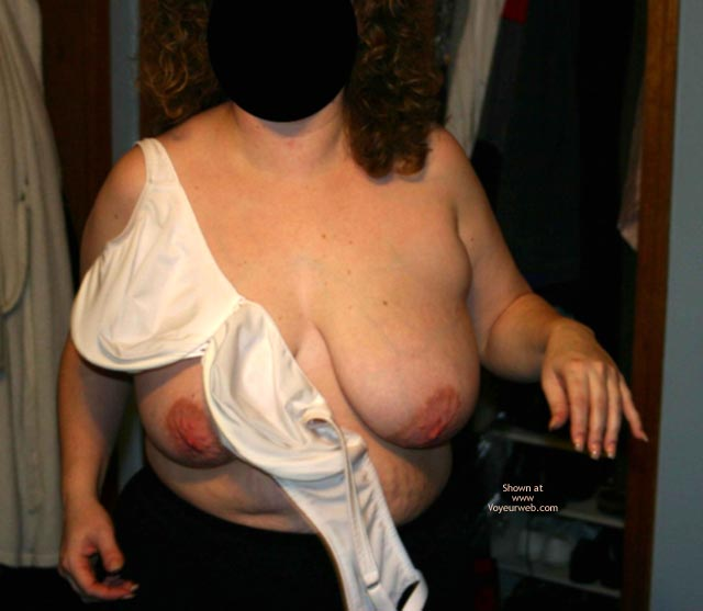 Pic #2 - Big Tit Wife'S First Contri