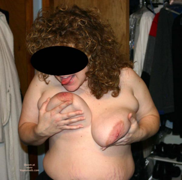 Pic #4 - Big Tit Wife'S First Contri