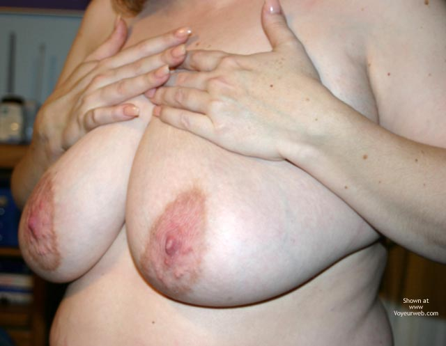 Pic #6 - Big Tit Wife'S First Contri