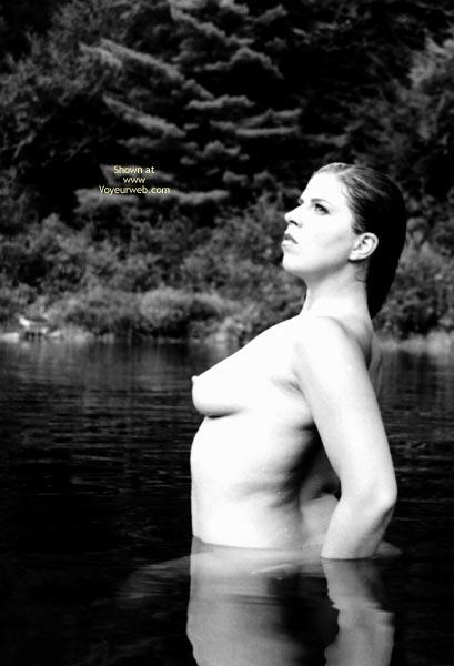 Pic #2 - Naughty Angelika Black And White
