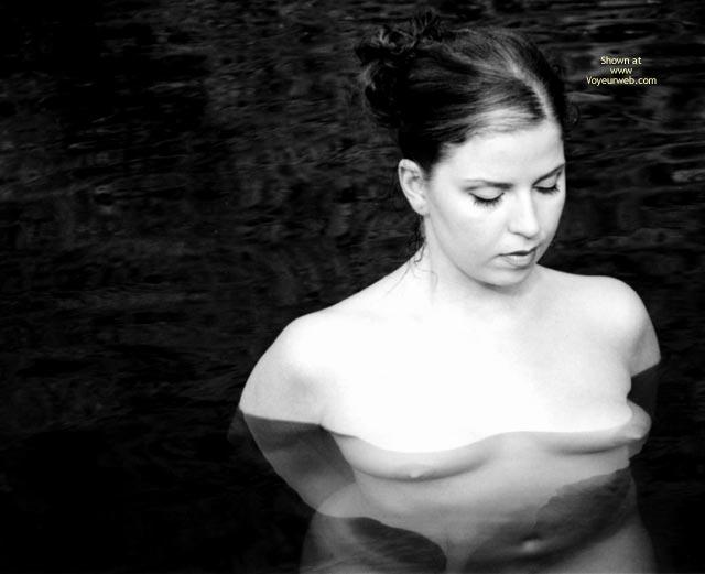Pic #4 - Naughty Angelika Black And White