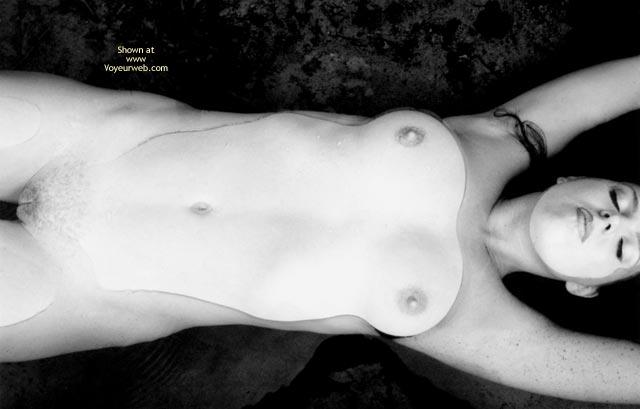 Pic #8 - Naughty Angelika Black And White