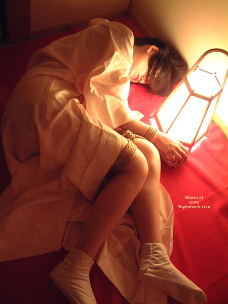 Pic #3 - Japanese Shibari Bondage