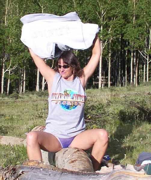 Pic #3 - Tricia - Rocky Mountain Strip