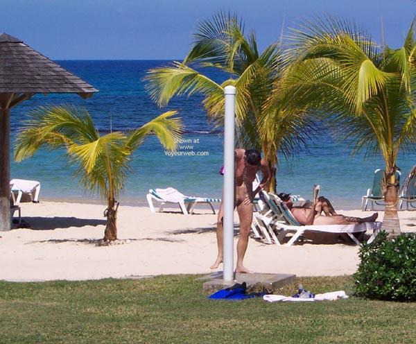 Pic #1 - Tricia in Jamaica 04