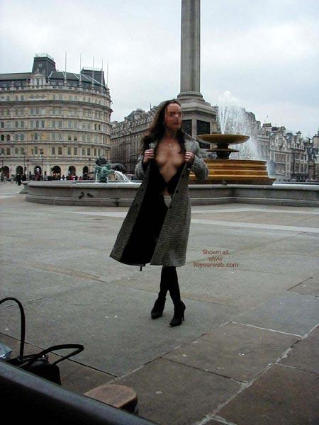 Pic #1 - Luvs2pose Visits London 1