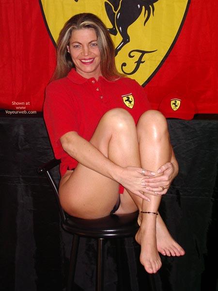 Pic #4 - Sexy Ly Tifosi