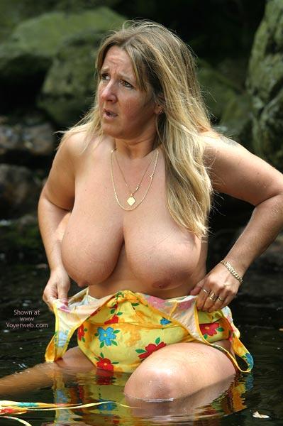 Pic #1 - *GG Patti Big Nipples From Belgium