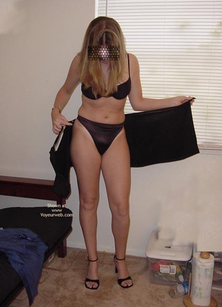 Pic #3 - Kitten, Sexy Black Skirt!!