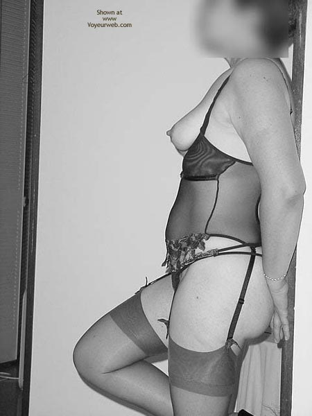 Pic #7 - *NL Charlene's Ass and Nylon