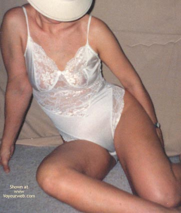 Pic #1 - Wife in Lingerie and Nude