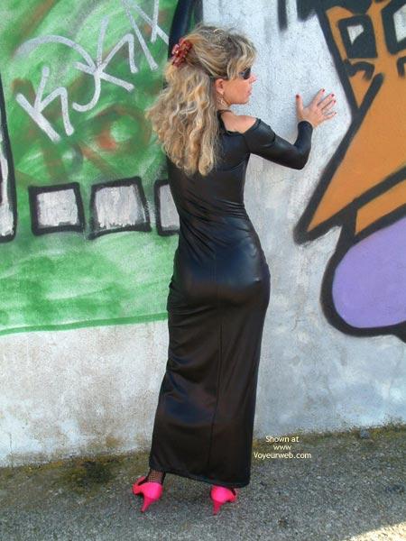 Pic #2 - Marina is Back, Graffiti Strip!