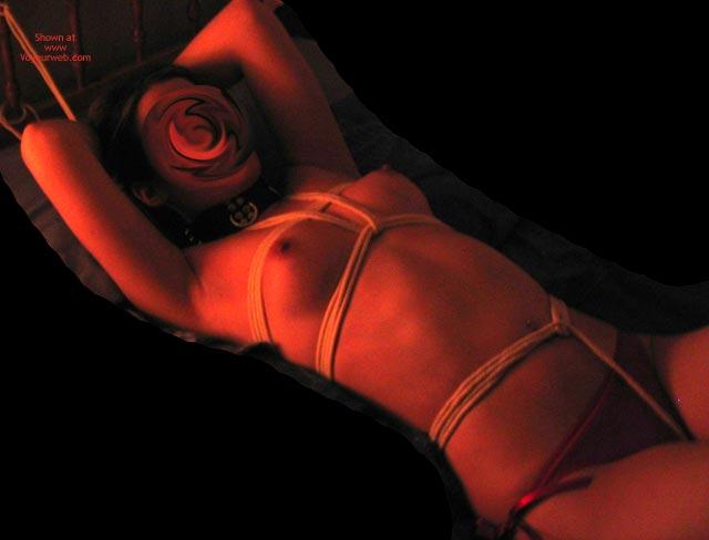 Pic #10 - Kinky Katie Turns On The Lovelight