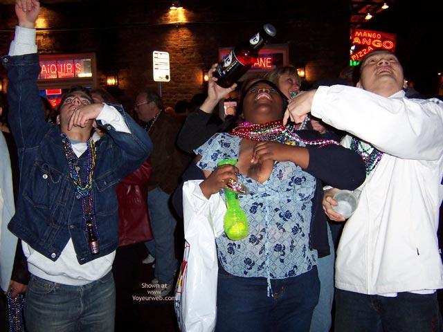 Pic #5 - 2004 New Orleans Mardi Gras 3