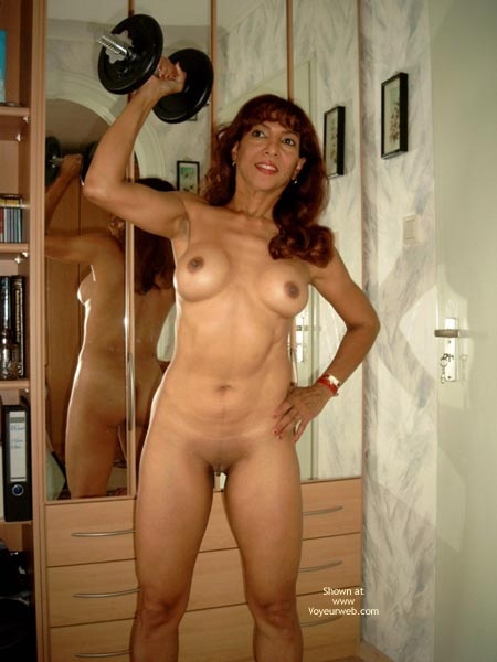 Pic #8 - She Keeps Herself in Such Good Shape!