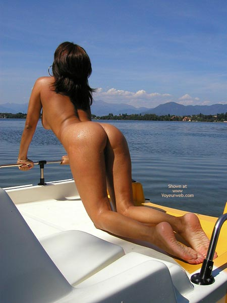 Pic #5 - Vanessa Pedal Boat For Vw