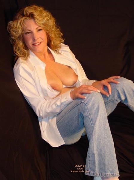 Pic #2 - *Je Gc Hot At 45 In Her Vs Jeans