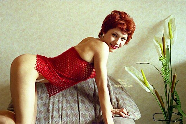 Pic #2 - Heled Red Dress Again
