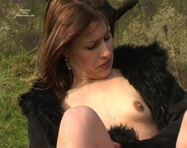 Pic #3 - Adele Goes Nude
