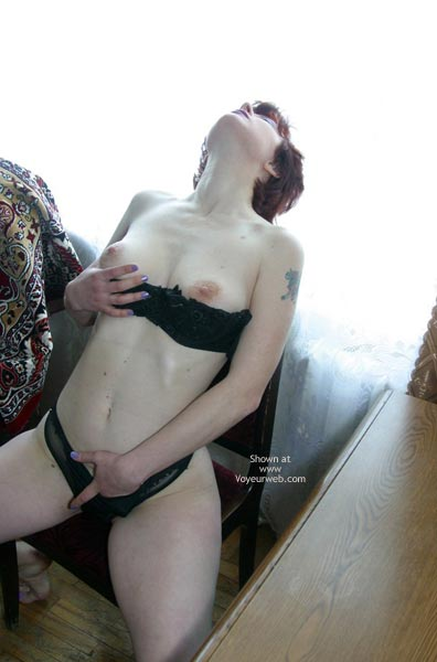 Pic #3 - Already Erected Nipples
