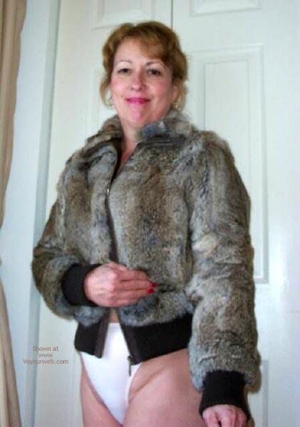 Pic #1 - Luscious In Fur Coat
