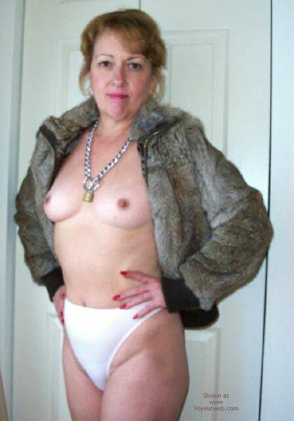 Pic #5 - Luscious In Fur Coat