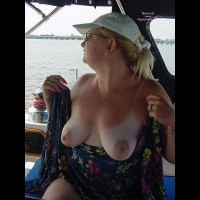 Jess - Sailing on Willoughby Bay